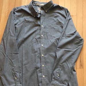 L.L.Bean Men's button down shirt
